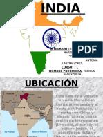 Disertacion India