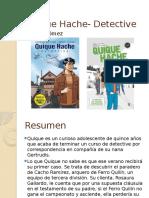 Quique Hache- Detective
