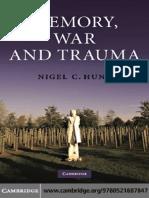 Nigel C. Hunt Memory, War and Trauma.pdf