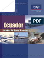 Analisis Del Sector Tpe - ECUADOR