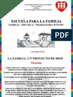 Escuela Para La Familia