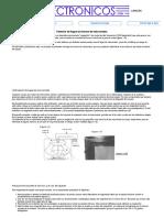 Detector de Fugas en Hornos de Microondas