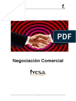 Curso Tecnicas de Negociación