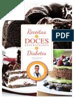 Receitas de doces destruidores de Diabetes - Dr Rocha.pdf