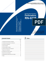 Manual de Mantenimiento Preventivo RN-0338