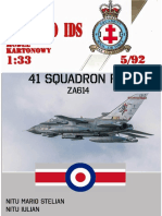 41 Squadron RAF (ZA614)