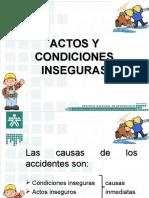 Actos y Condiciones Inseguras.ppt