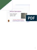 R&T 2005 - Defrost Optimization - Reindl