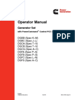 DGCB Operators Manual