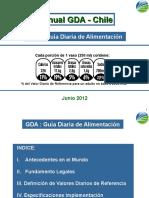GDA. Actualización (07-2012)