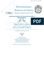 Backflush Accounting(1)