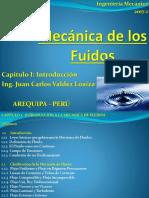 Mecanica de Los Fluidos UCSM_Capitulo_I _Introducción