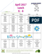 apr  17 lunch k-8