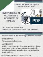 Accidente e Incidentes de trabajo.pptx