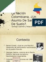 Colombia Nacionalismo