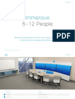 Cisco Immersive