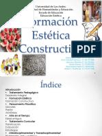Exposicion Colectiva Formación Estética Constructiva