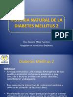 Historia Natural de La Diabetes Mellitus 2