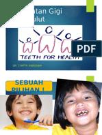 penyuluhan kesehatan gigi