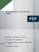 Tema 1. La publicidad como discurso social