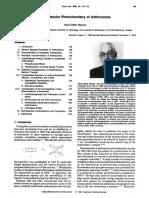 Unimolecular Photochemistry of Anthracene