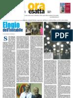 ELOGIO DELL'INSTABILE di Teodolinda Coltellaro