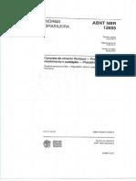 NBR 12655-2015 - Concreto - Preparo, Controle e Recebimento