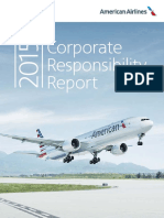 American Airlines CRR Report 2016