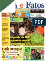 Jornal Atos e Fatos - Ed. 683 - 16-07-2010