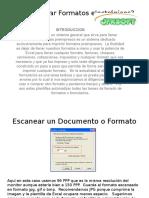 Formularios Electrónicos