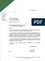 Chaleur Terminals - Demande évaluation environnementale - Ville de Rimouski
