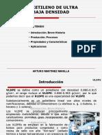 Polietileno de Ultra Baja Densidad