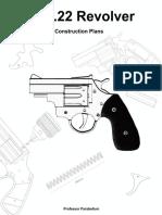 Diy 38 Caliber Revolver Planspdf