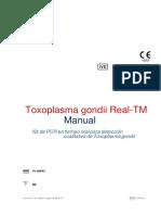 TRADUCCIÓN TP1 Toxoplasma Gondii Real Tm