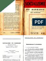 Socialisme ou barbarie 35 janvier-mars 1964.pdf