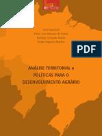 Análise Territorial Políticas Para Desenv Agrário NEAD