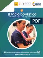 Servicio Domestico - mitos y realidades