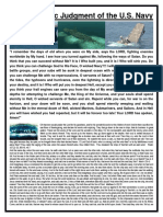 The Prophetic Judgment of the U.S. Navy.docx