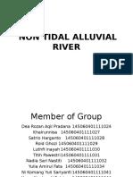 Non Tidal Alluvial River