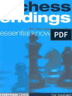 Averbakh Clarke - Chess Endings Essential Knowledge.pdf