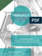"""Apresentação do livro """"As multifaces da 'Geração Z' e suas dinâmicas de consumo"""""""