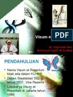Visum Et Repertum Sisipan Dr. Intar.2016