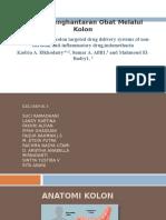 klmpok Sistem Penghantaran Obat Melalui Kolon.pptx