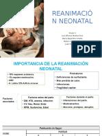 Reanimación Neonatal Aiepi