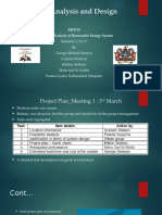 System Analysis and Design_Group Ppt