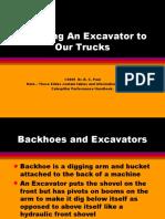 5 Matching an Excavator to Our Caterpillar Trucks