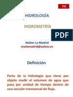 6 - Clase Hidrometría.pdf