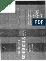 Antônio 202 Houaiss - Sinônimos e Antônimos etc