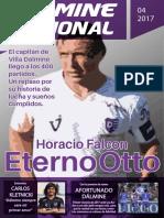 Dalmine Nacional Revista Abril 2017