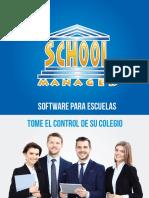 School Manager Gestion Escolar
